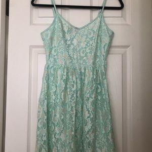 Dresses & Skirts - Sea foam green dress